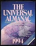 The Universal Almanac, 1994, , 0836280326