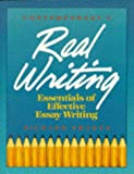 Real Writing, Richard Schwartz, 0809242419