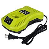 FLAGPOWER Li-ion & Ni-cad Ni-Mh Battery Charger 12V MAX and 18V MAX For Ryobi ONE Plus