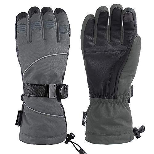 Unigear Gants de Ski, Gants d'Hiver Écran Tactile Chauds Étanches Protègent du Vent pour Ski Snowboard et Les Activités d'hiver en Plein Air product image