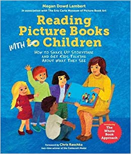 Image result for reading picture books with children