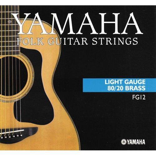 Yamaha FG700S Folk Acoustic Guitar Bundle with Hard Case ...