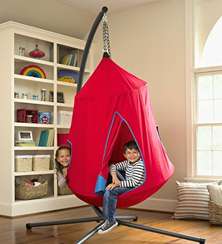 Hugglepod Hangout Special, in Red by Magic Cabin
