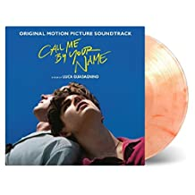 Call Me By Your Name (Peach Season Edition) (Original Soundtrack) (Vinyl)