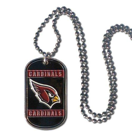 NFL Arizona Cardinals Dog Tag Necklace
