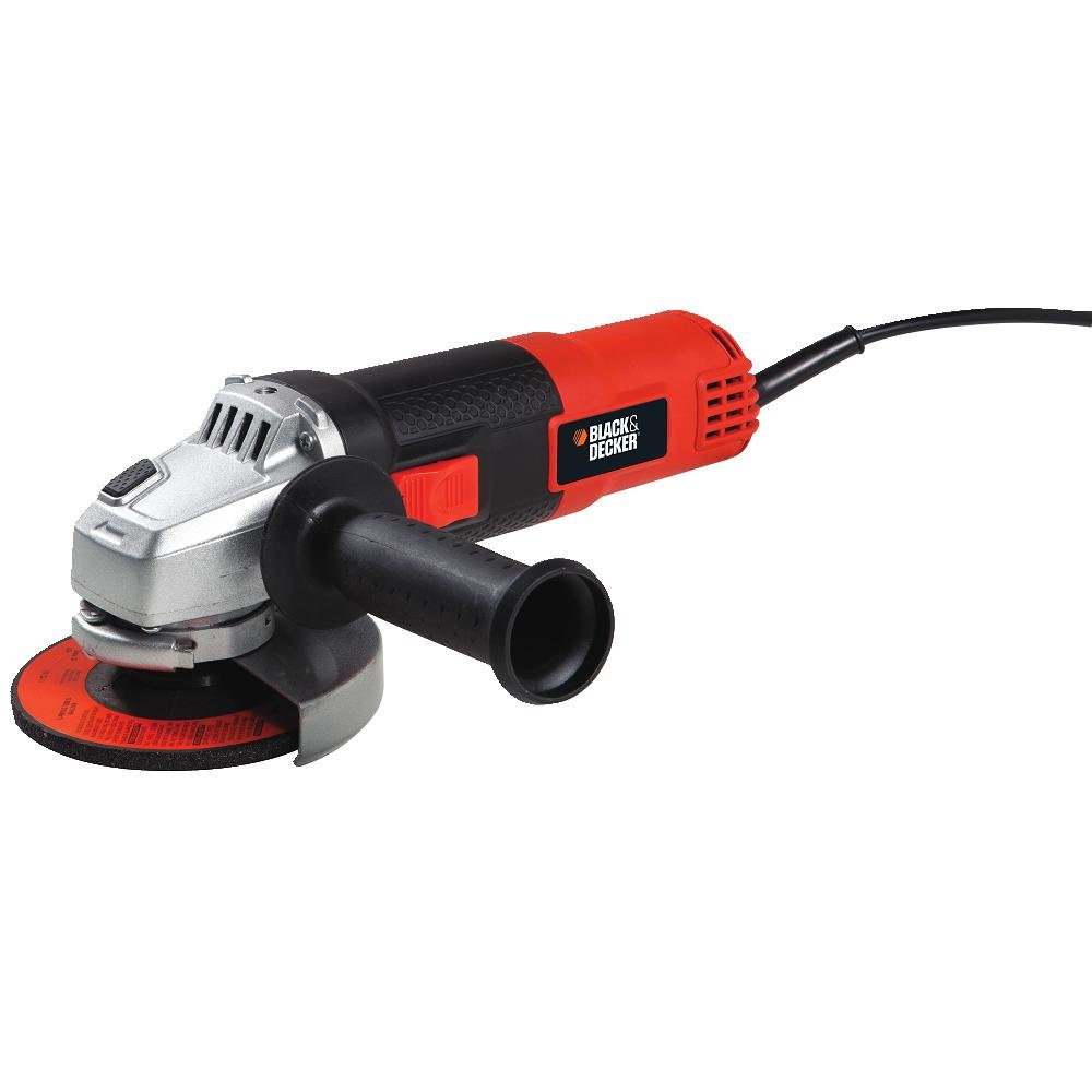 Black and Decker BDEG 400 6-Amp Angle Grinder