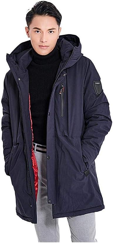 VJGOAL Abrigo de algodón para Hombre Tallas Grandes Invierno ...