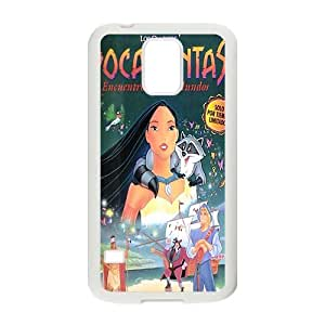 Happy Pocahontas Case Cover For samsung galaxy S5 Case