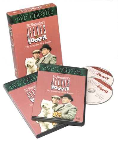 Jeeves & Wooster - The Complete First Season by A&E
