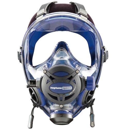 (Ocean Reef Diving Mask Neptune Space G.divers OR025015 Cobalt M/L Medium/Large)