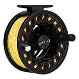 Cheap Orvis Clearwater Large Arbor Cassette, Black