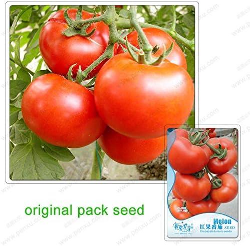 35 semillas / pack, semillas de tomate, tomate de cangrejo rojo ...