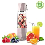 Vacuum Smoothie Blender,Personal Serve Portable USB Juicer...