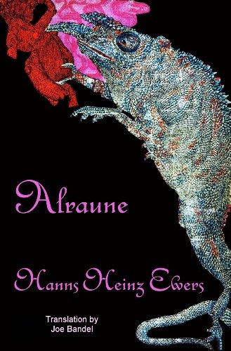 Alraune (The Frank Braun Trilogy Book 2)