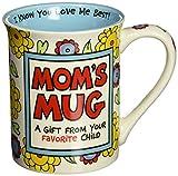 "Our Name is Mud ""Mom's Mug"" Stoneware Mug, 16 oz."