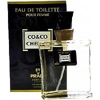 Parfum femme - Co & Co Cheniel - Eau de toilette - 100ml