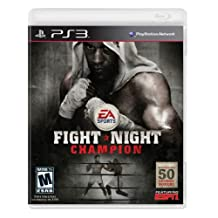 Fight Night Champion - PlayStation 3 Standard Edition