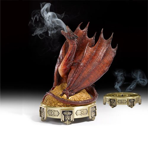 Noble Collection NN7526-Lord of The Rings Smaug Incense Burner by The Noble Collection (Image #2)