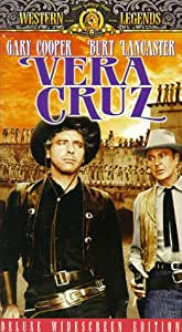 Vera Cruz (Widescreen Edition) [VHS]