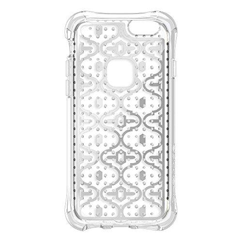 Ballistic Jewel Mirage Étui pour Apple iPhone 6/6S–Kasbah Argent
