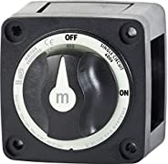 Blue Sea Systems 300 Amp m-Series Battery Switches