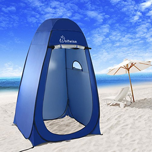 WolfWise Dressing Tent Shower Privacy Portable Camping ...
