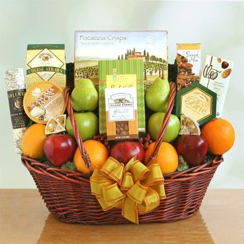 Share the Health Deluxe Healthy Foods Gift Basket by Organic Stores by Organic Stores