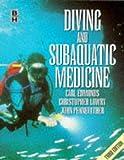 img - for DIVING & SUBAQUATIC MEDICINE 3E book / textbook / text book