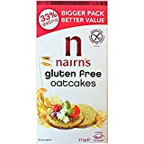 Nairn's Gluten Free Oatcakes, 213g (Pack of 2)