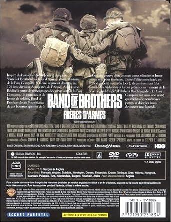 Band of brothers [Francia] [DVD]: Amazon.es: Aaron, Nicholas ...