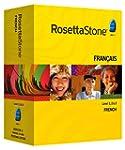 Rosetta Stone French Level 1, 2 & 3 s...
