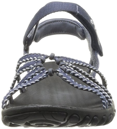 Teva W Kayenta Dream Wave, Women's Sandals Blue (Slate)