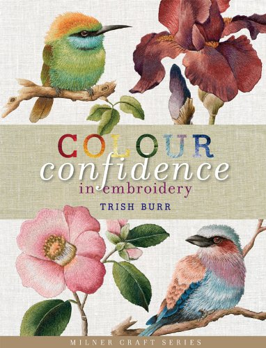 Colour Confidence in Embroidery (Milner Craft Series) ()