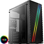 Aerocool-Streak-PC-Gaming-Case-Mid-Tower-ATX-RGB-18-Lighting-modes-Full-Window-Ideal-for-First-Time-and-Experienced-gamers-Black