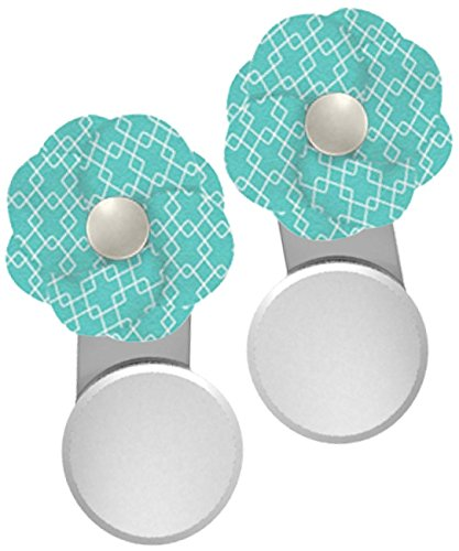 The First Years Quick Cover Creator Nursing Cover Clips - Bl