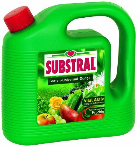Substral  Garten-Universal-Dünger - 4 l