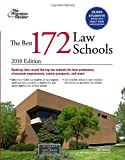 The Best 172 Law Schools (Graduate School Admissions Guides)