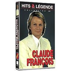 Claude François : Hits & Légendes - Vol.2  - DVD