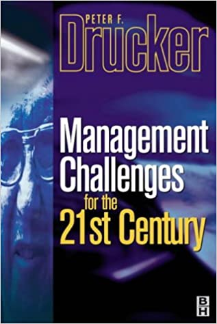Management Challenges in the 21st Century