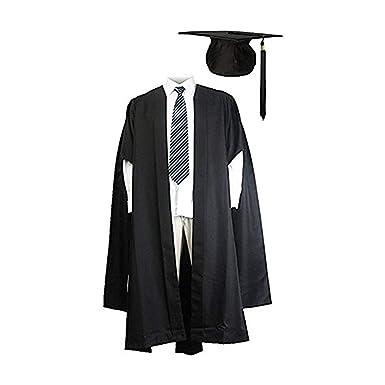 GGS Britischer Stile Talar College Uni Diplom Abschluss und Abschlussfeier
