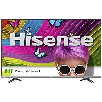 Hisense 50H8C 50-Inch 4K Ultra HD Smart LED TV (2016 Model)