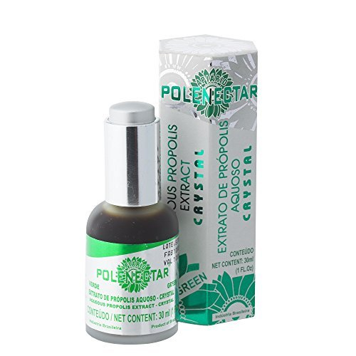 Polenectar 10 Bottles Green Propolis Crystal Aqueous Solution Extract 30ML