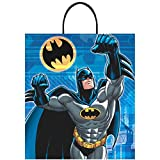 Batman Deluxe Plastic Treat Bag