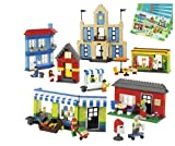 LEGO Education City Buildings Set 779311 (843 Pieces)