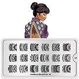 MoYou-London Nail Art Image Stamping Plate Mandala Collection 07 US Stock