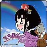 こもろすみれ姫ステッカー(虹)