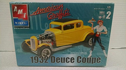 AMT 1932 Ford Deuce Coupe 'American Graffiti' (1/25)