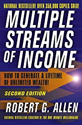 { MULTIPLE STREAMS OF INCOME: HOW TO GENERATE A LIFETIME OF UNLIMITED WEALTH } By Allen, Robert G ( Author ) [ Apr - 2005 ] [ Paperback ]