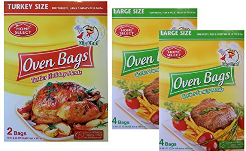 Convection Oven Turkey Roasting Bag - 2