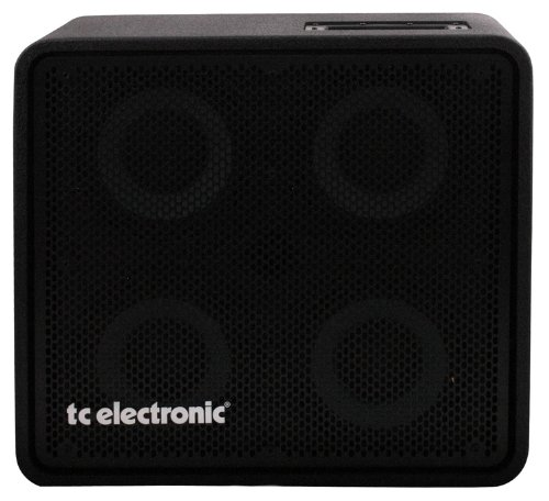 TC Electronic RS 410 Bass Cabinet with 4x10 Woofers Plus 1 Tweeter Rated 600W at 8 Ohms by TC Electronic